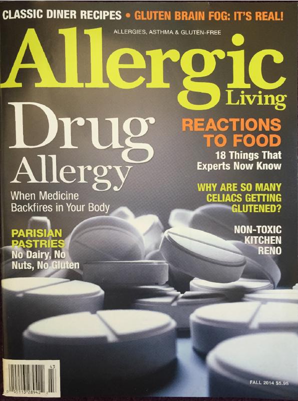 Allergic Living - Autumn 2015