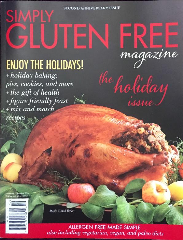 Simply Gluten Free - November 2014