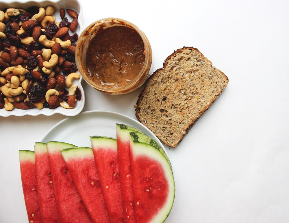 Afternoon crash? Try adding these snacks to your busy work day to help keep you fueled and filled!