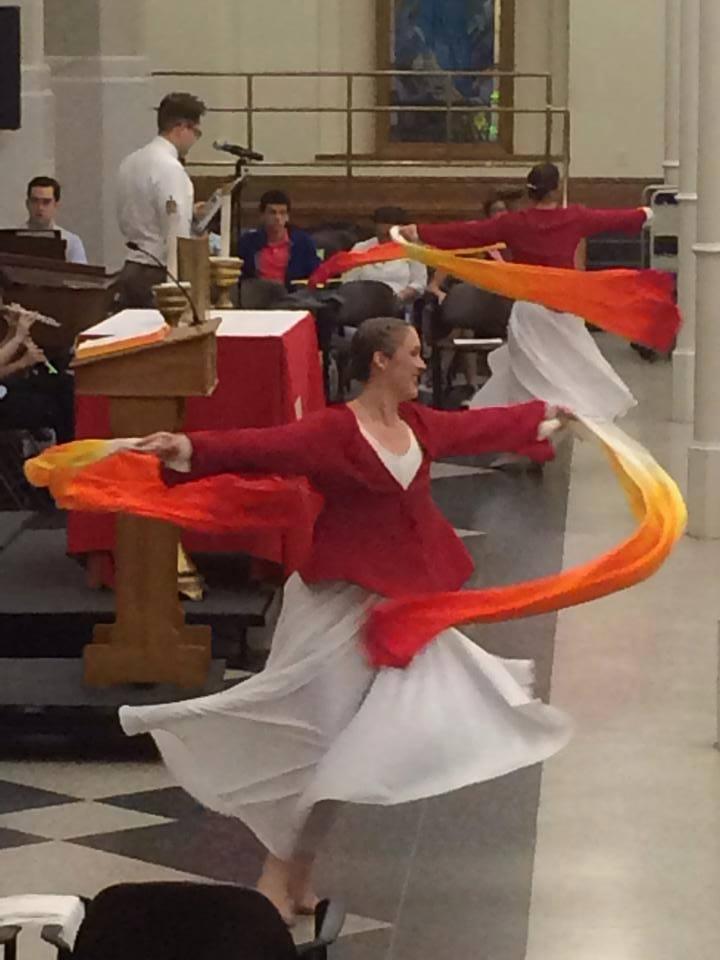 Pentecost 2014 WH