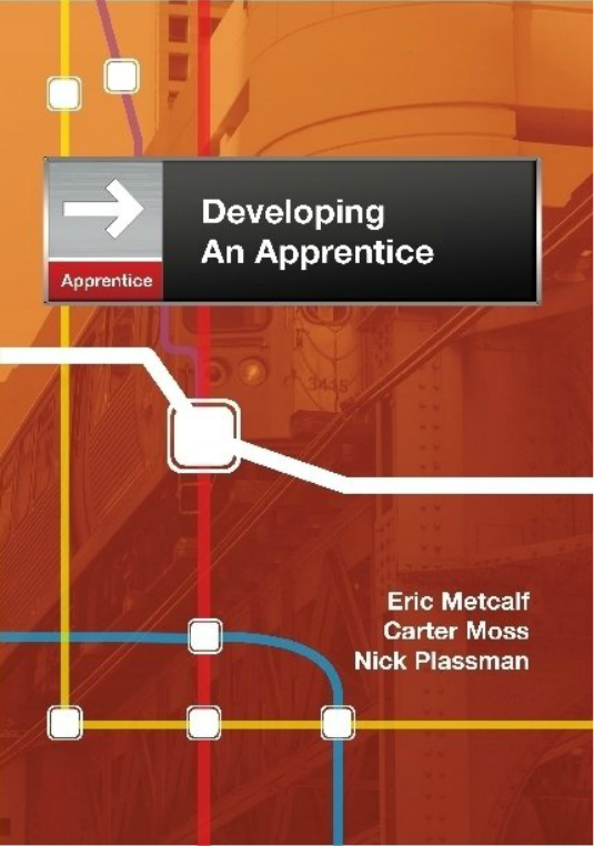 Developing an Apprentice – English