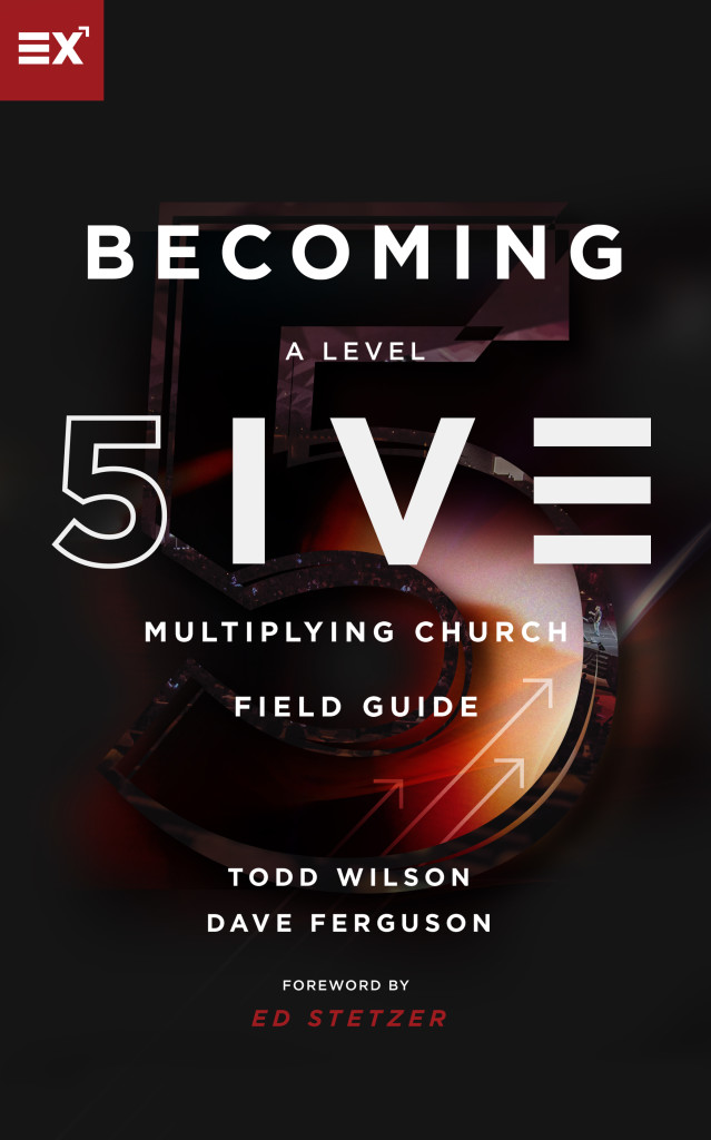 Becoming A Level 5ive Multiplying Church