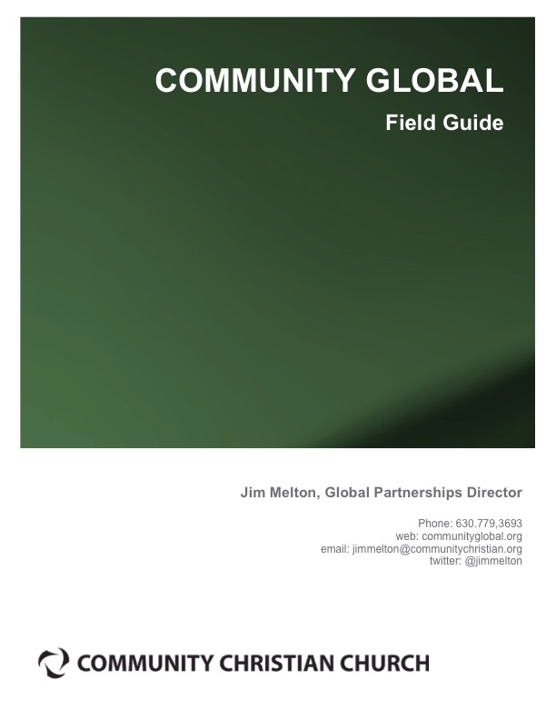 Global Field Guide