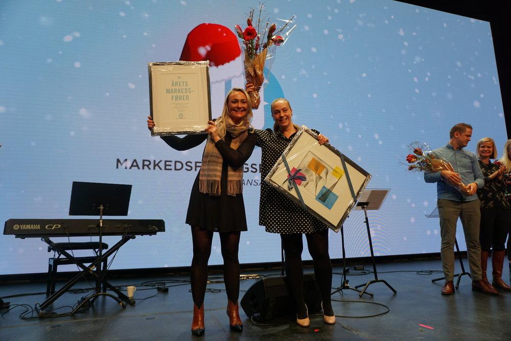 Vi gratulerer Morild Norway som Årets Markedsfører i Vest-Agder for 2017!