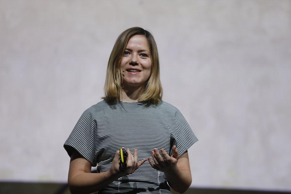Ida Aalen er ekspert på digital strategi og brukervennlighet.