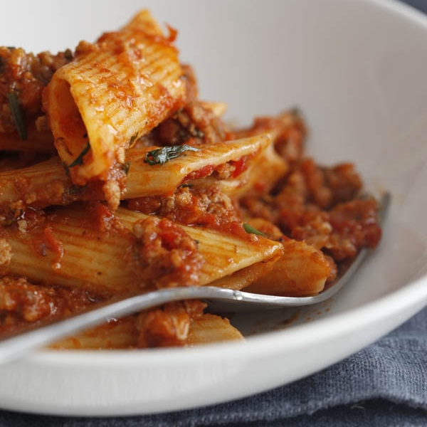 Mr Singhs Vegan Ragu