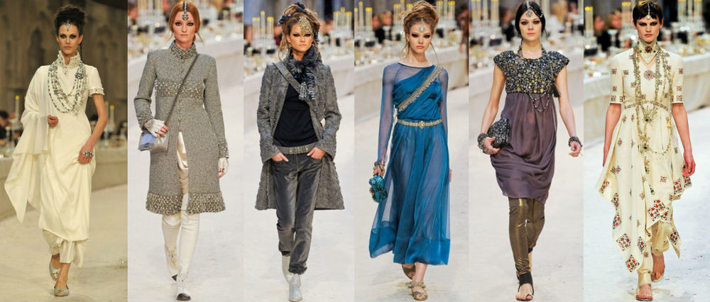 Chanel Bombay Indian Collection