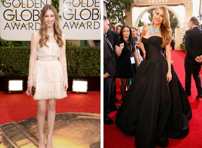 Golden globes 2014 fashion