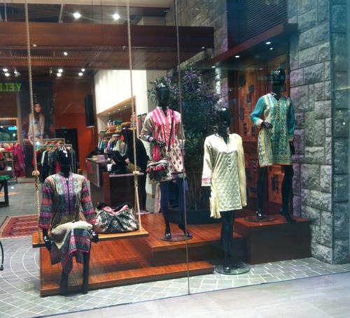 Khaadi westfield shopping centre