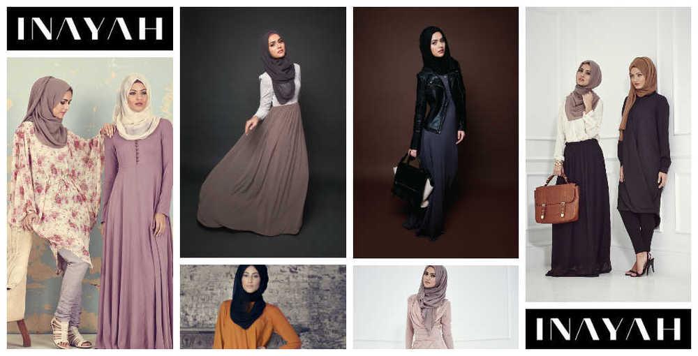 Inayah modest fashion