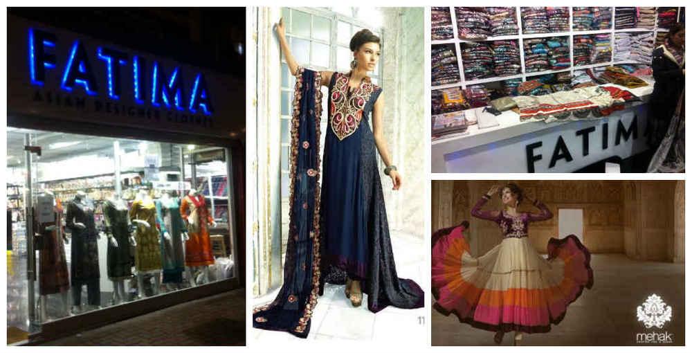 Fatima Asian Designers Luton