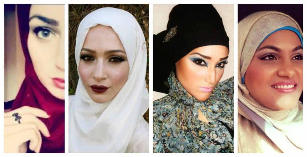 Asoomii Jay, YaztheSpaz, Nizura/Nura. A (akaBabylailalov) and Hijab-ista.