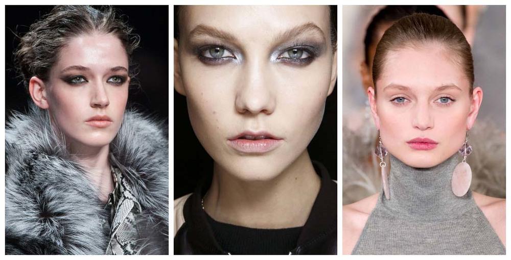 roberto cavalli runway make-up