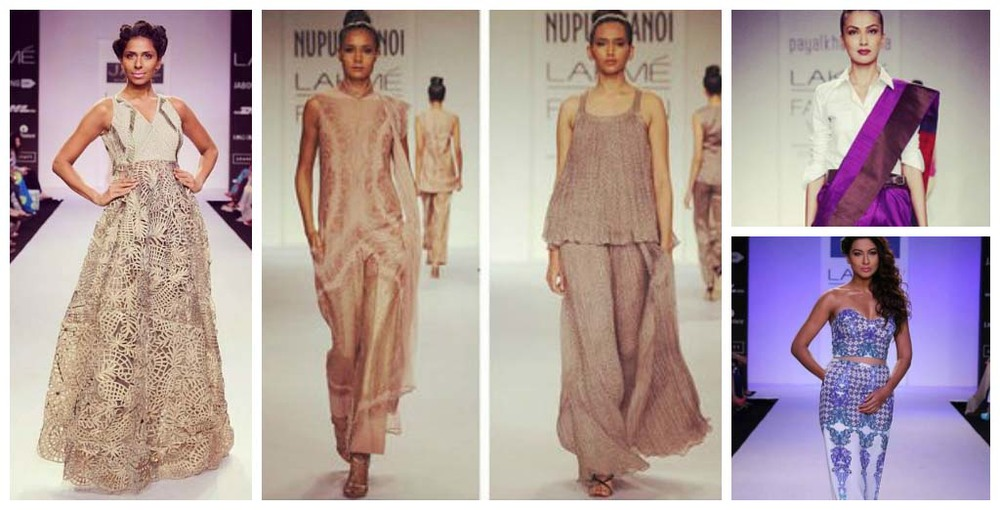 lakme fashion week fashion trends