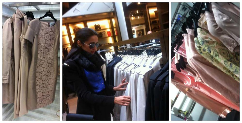 Shopping at Bicester Blog
