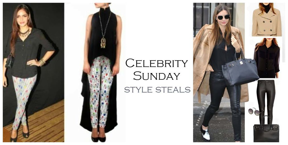 Celebrity style steal