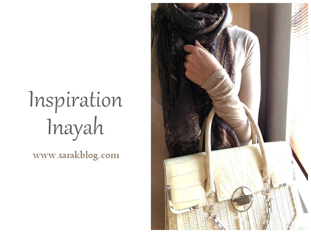 Inayah Islamic fashion