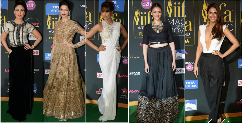 Best Dressed at International India Film Awards