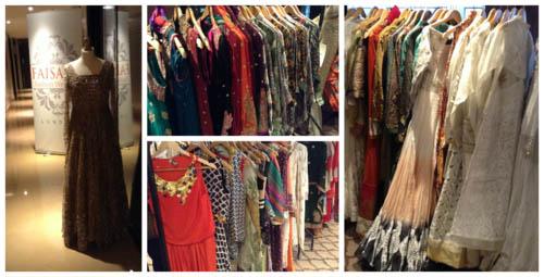 Sania Maskatiya & Nida Azwer's collection
