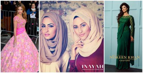 Tasmin Lucia-Khan, Inayah & Noreen Khan's collection