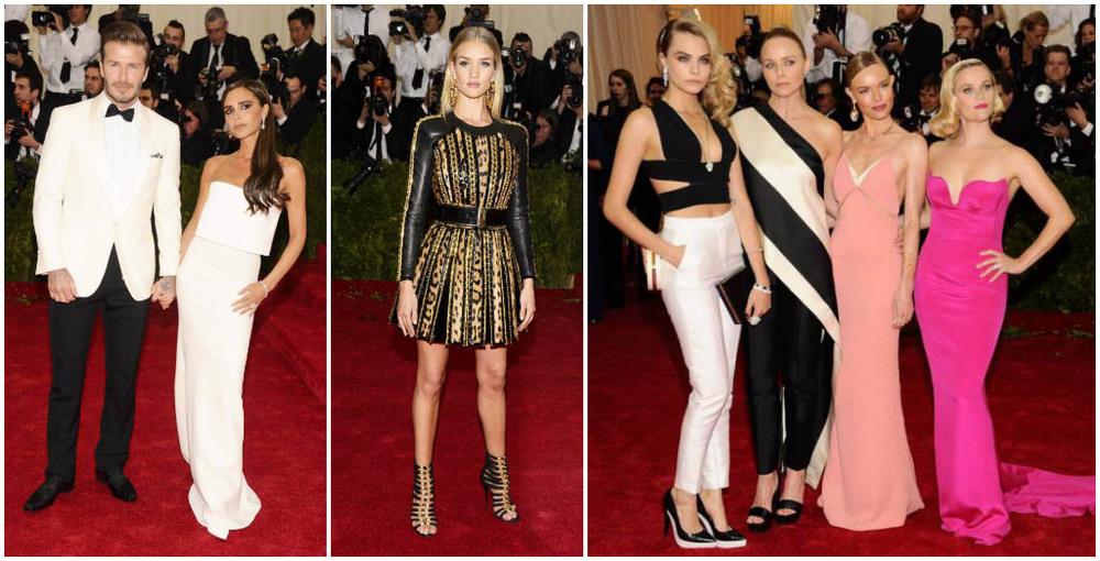 Best Dressed Celebs at Met Gala