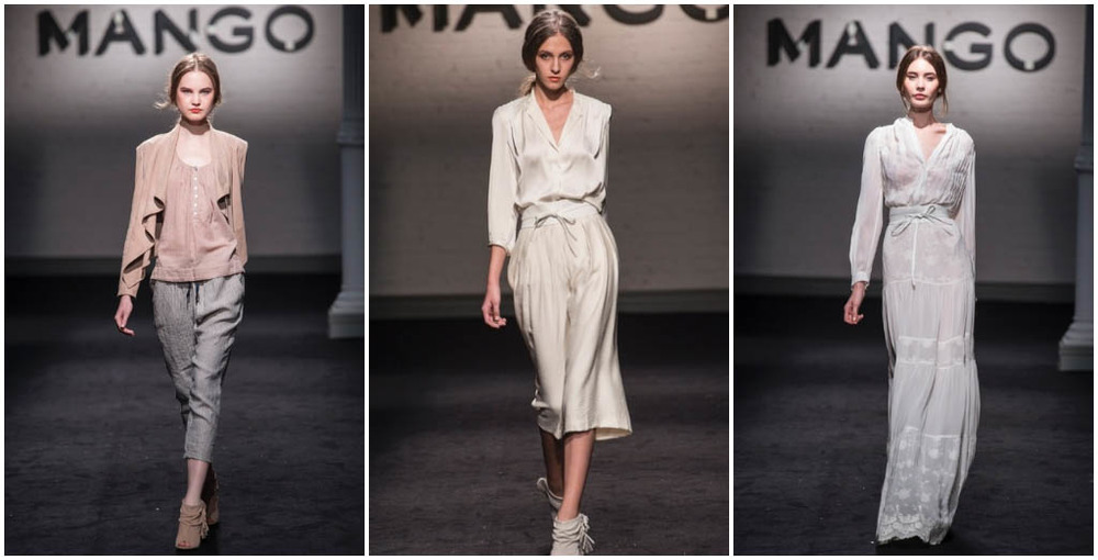Mango high street fashion