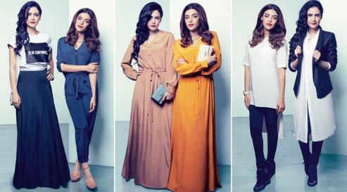 The DKNY Ramadan Collection
