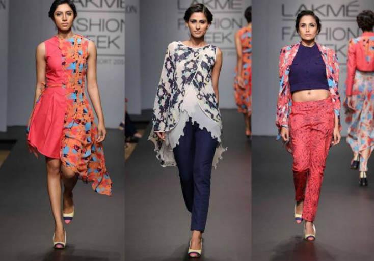 Sayantan Sarkar Lakme Fashion Week