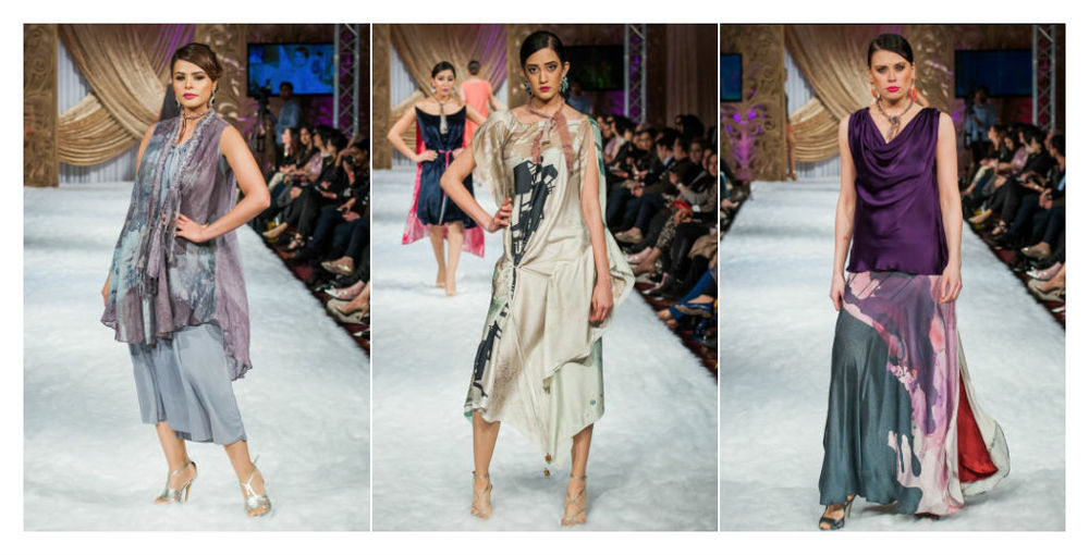 Sonya Battla at Pakistan Fashion Week London