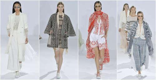 Temperley London Fashion Week 2014