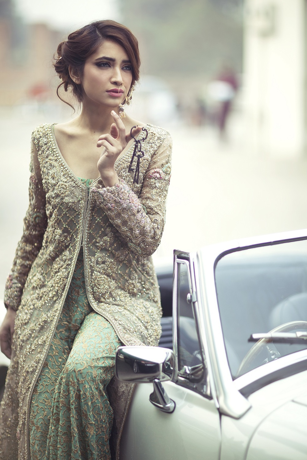 Saira Rizwan Shalimar Couture Collection