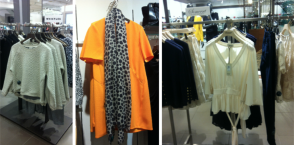 Whistles Spring/Summer Collection at John Lewis