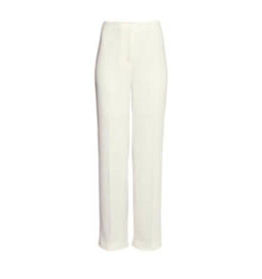 H&M White trousers