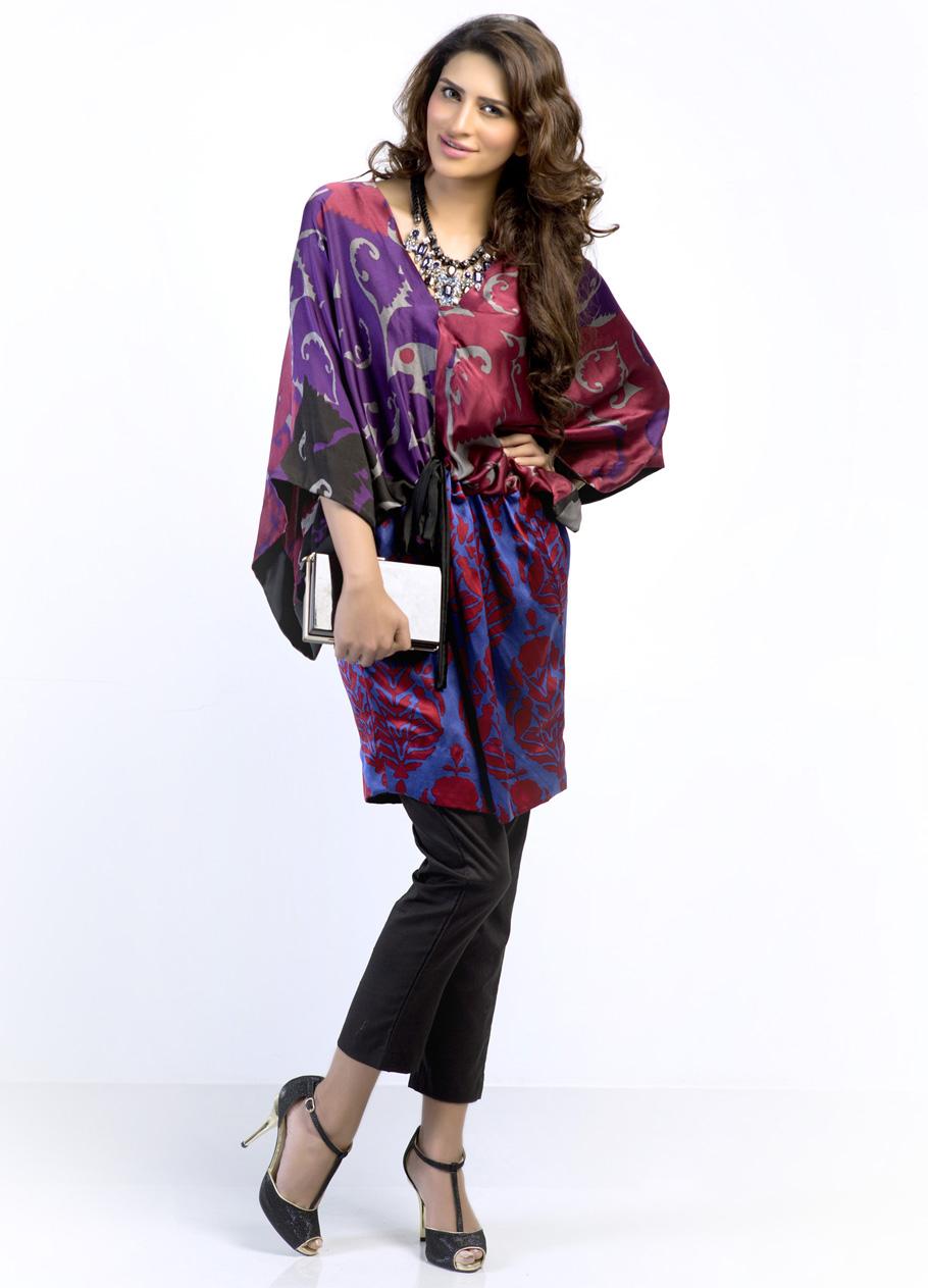 Sana Safinaz's SIlk Tunics