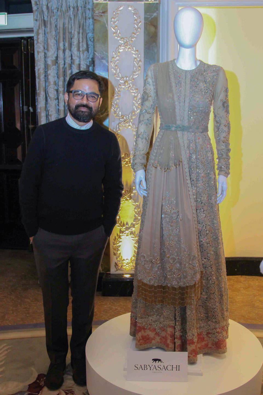 Sabyasachi at Aashni & Co Wedding Show