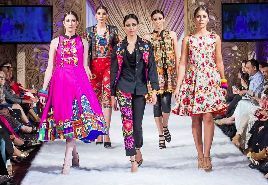 Pakistan Fashion Week London, UK (PFW7)