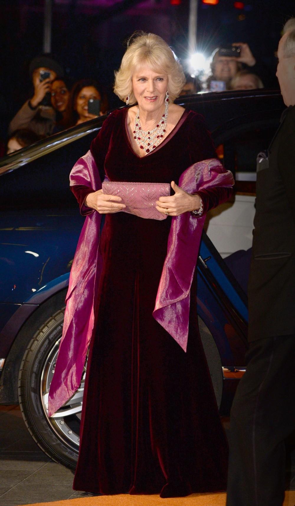 Camila the duchess of Cornwall