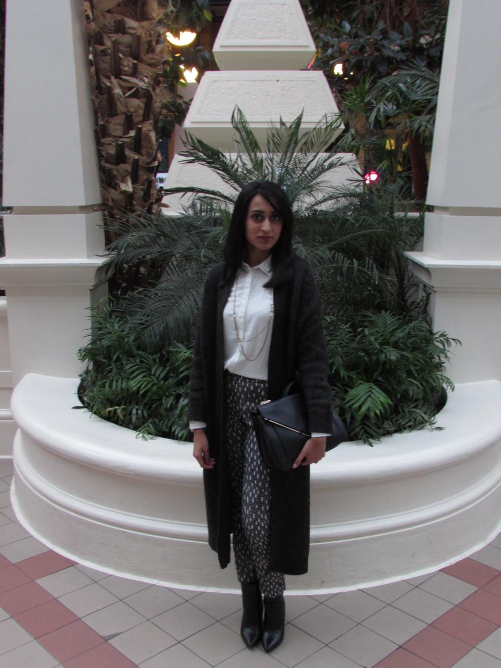 Fashion event at Alexandra Palace