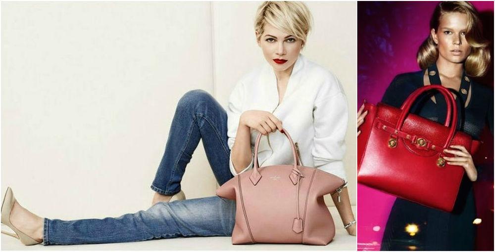 Louis Vuitton & Versace