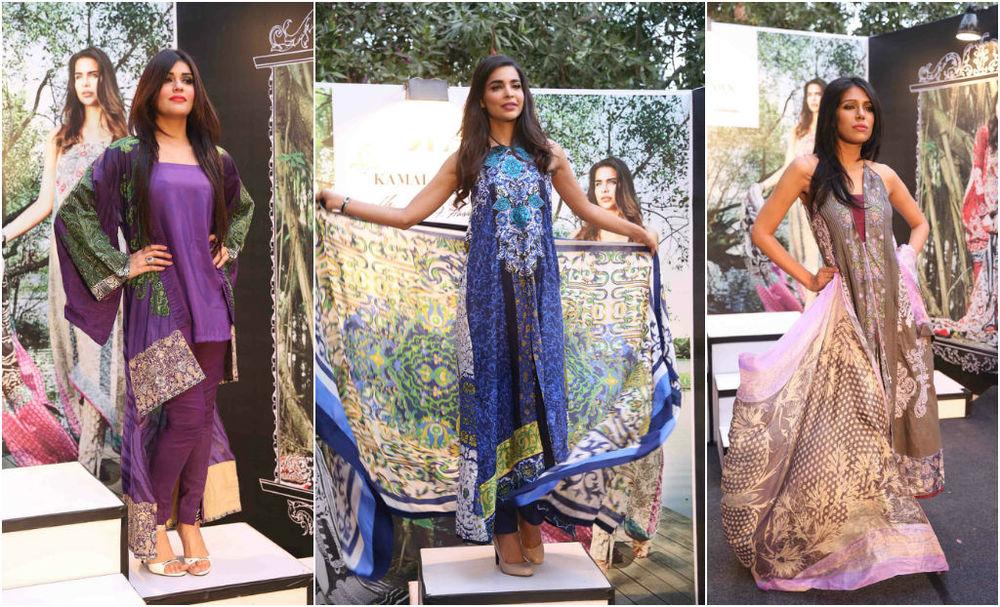 AFHAyesha F. Hashwani's Lawn Collection