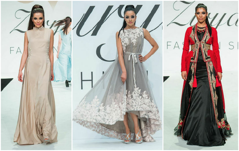 Aisha Kabital,La'Beso & Anniesa Fashion