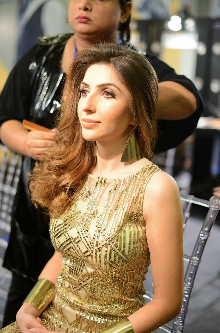 Backstage at PFDC Sunsilk Fashion Week 2015 6.jpg