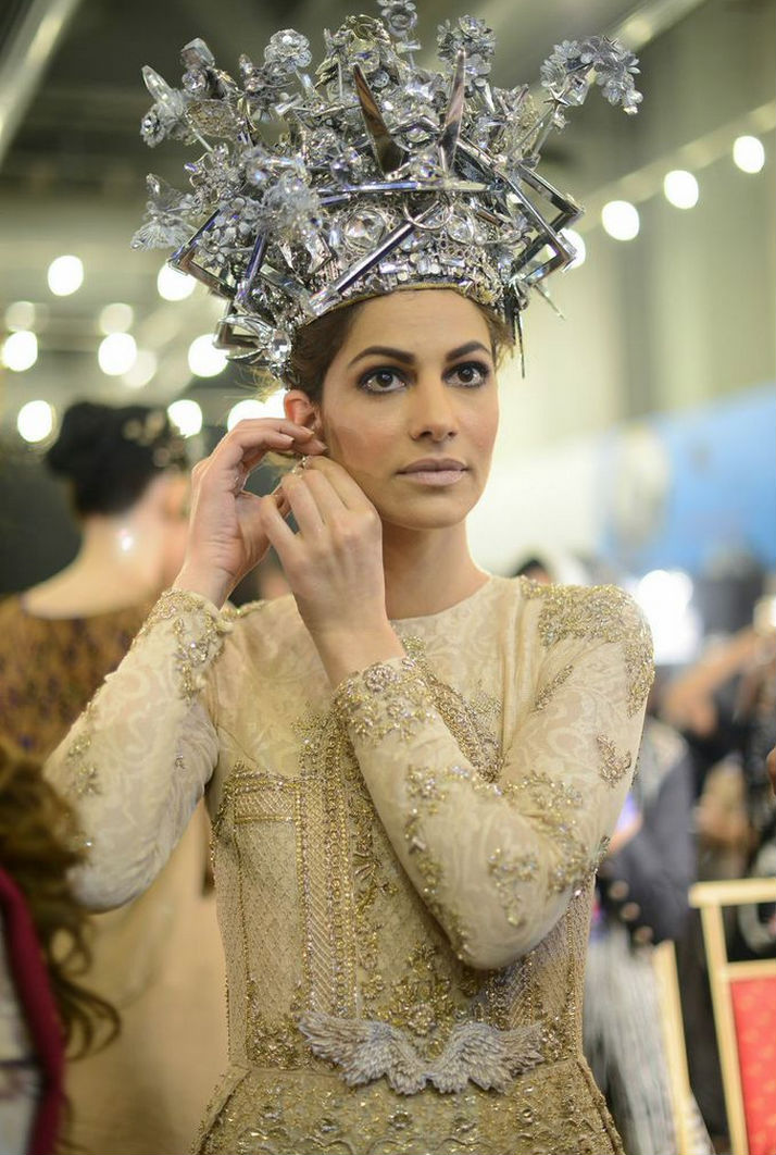 Backstage at PFDC Sunsilk Fashion Week 2015 8.jpg