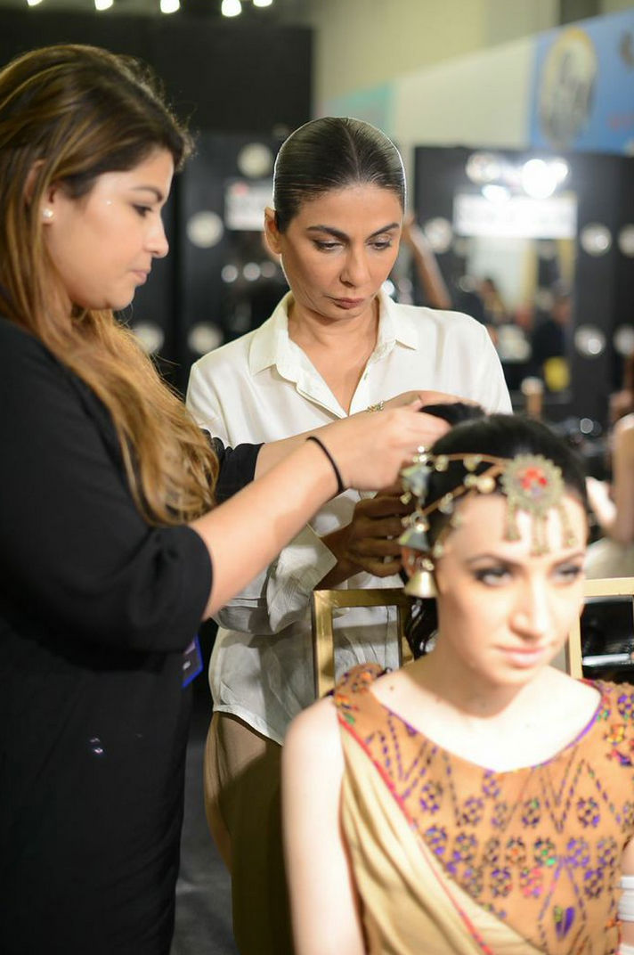 Backstage at PFDC Sunsilk Fashion Week 2015 13.jpg