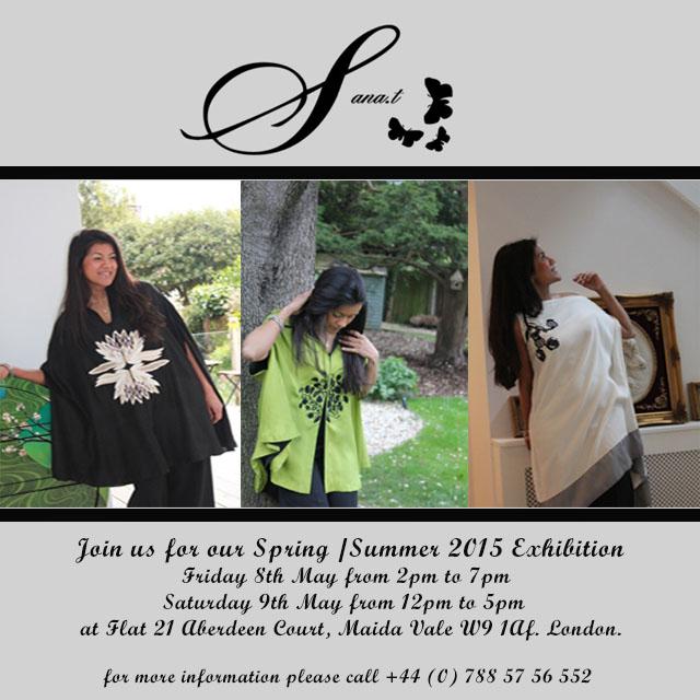 Sana T Exhibition