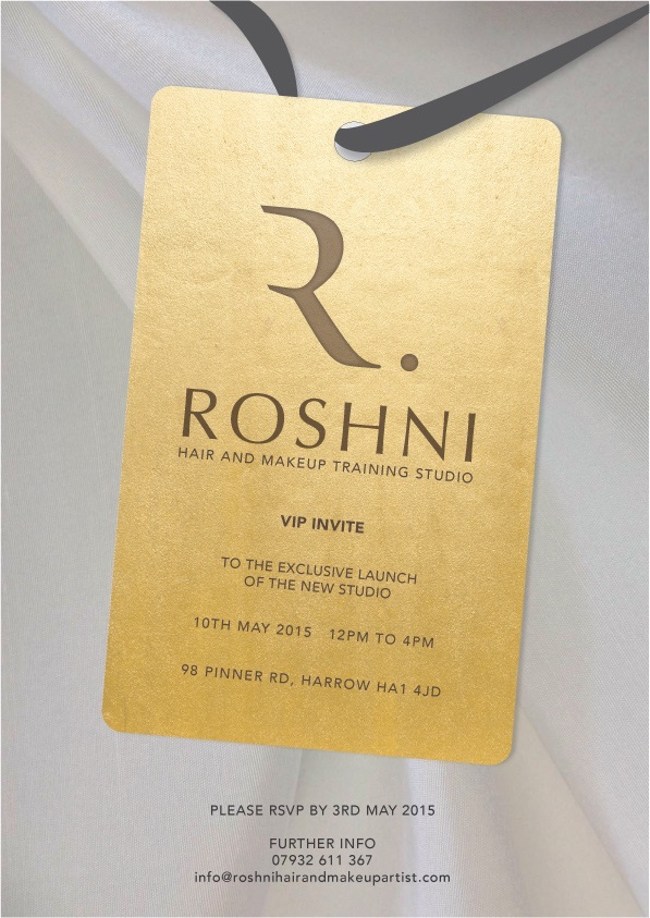 Roshni Hair & Make-up Studio