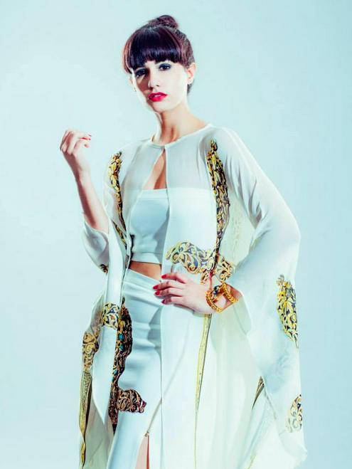 Farah Sanjana Spring/Summer15 Collection