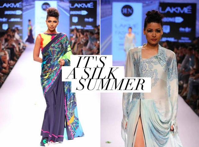It's an Indian Silk Summer