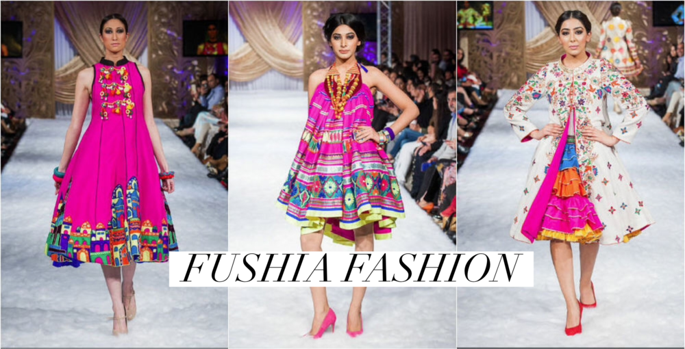 Rang Ja at Pakistan Fashion Week UK