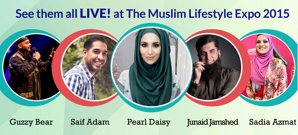 The Muslim Lifestyle Expo 2015